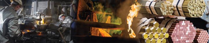 High Tensile Lead-Free Brasses